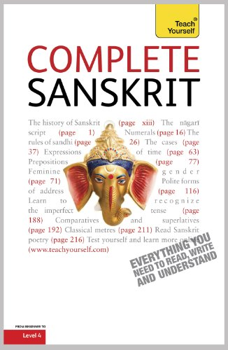 Complete Sanskrit: Teach Yourself (TY Complete Courses)