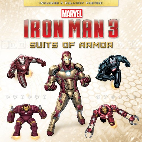 Suits of Armor (Marvel Iron Man 3)